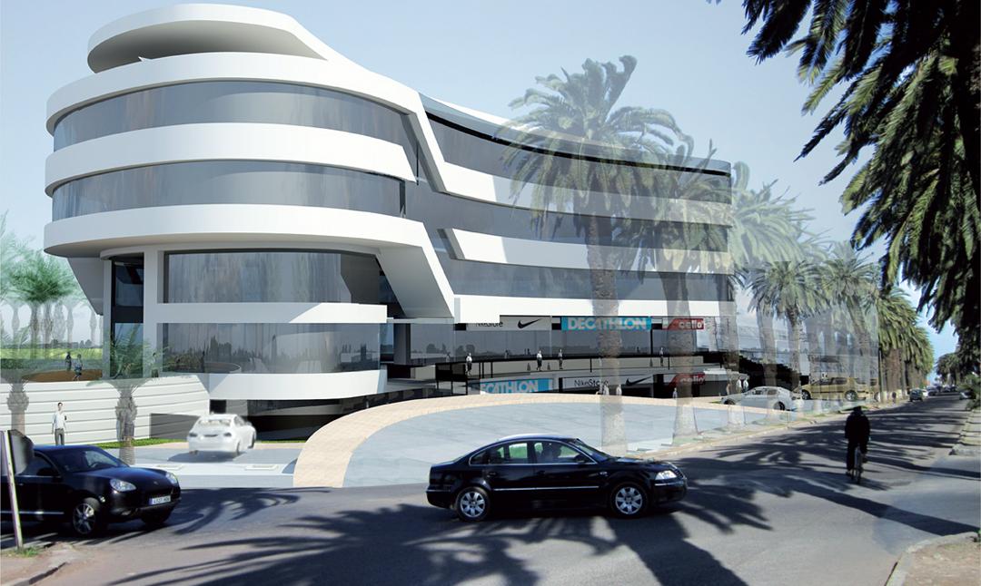 Archiscenes cabinet d 39 architecture architectes for Architecte casablanca